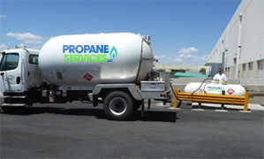 Commercial Propane