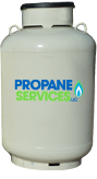 The Propane People Propane Tank