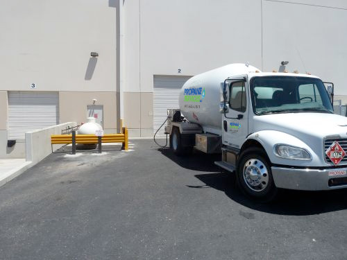 Phoenix Commercial Propane Deleivery From The Propane People